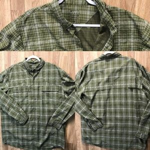 Beretta Vented long sleeve Shooting Shirt XXL
